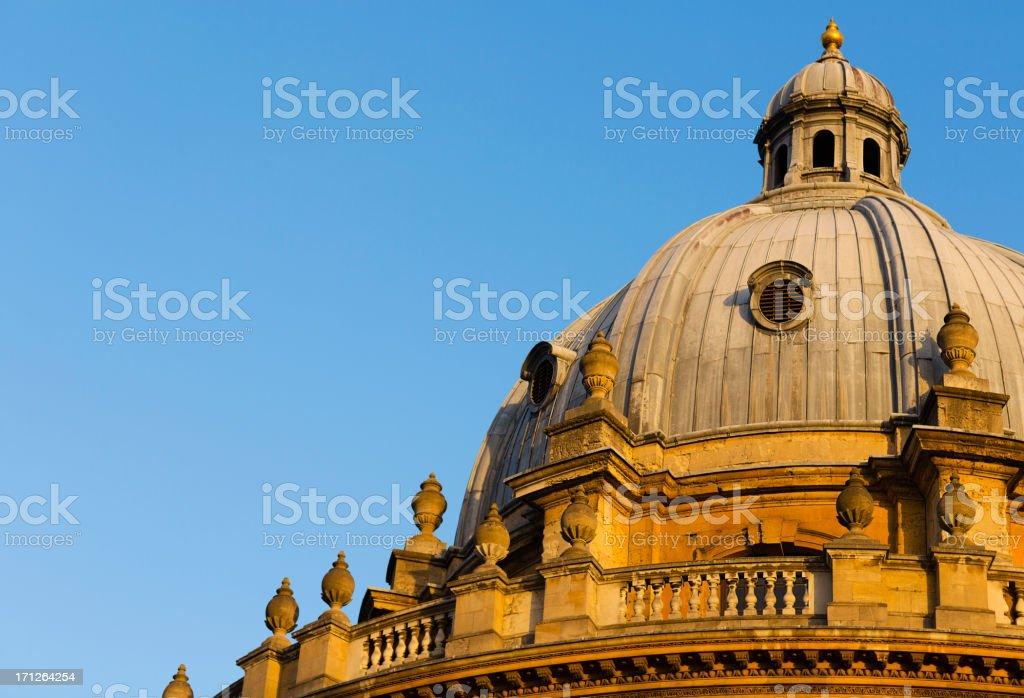Radcliffe Camera at Oxford University stock photo