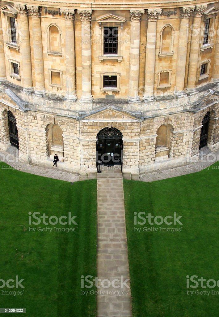 Radcliffe Camera Oxford stock photo