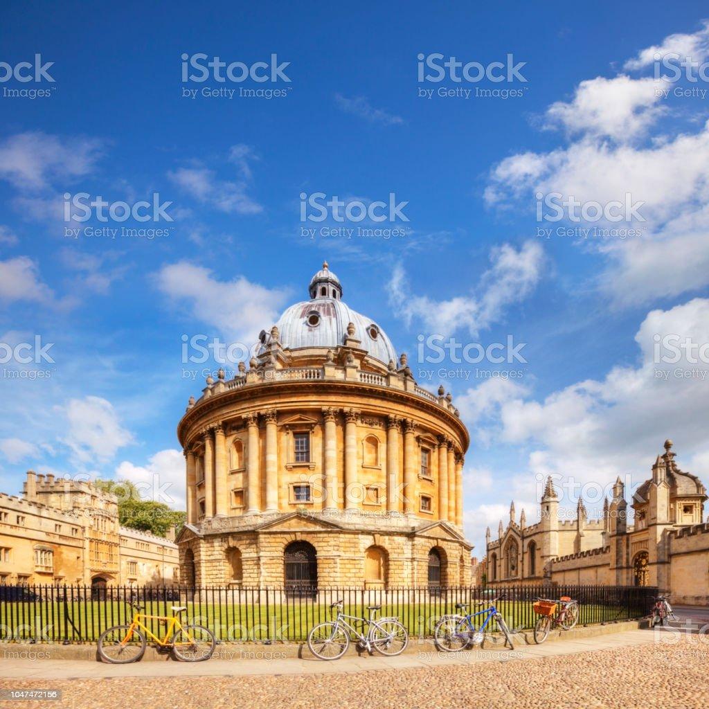 Radcliffe Camera Oxford UK stock photo