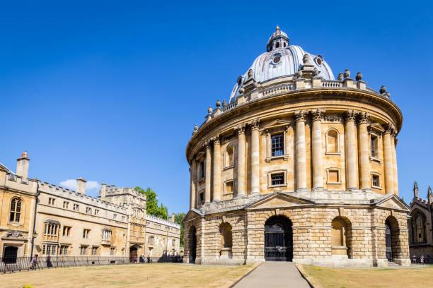 Radcliffe Science bibliotheek. Oxford, Engeland foto