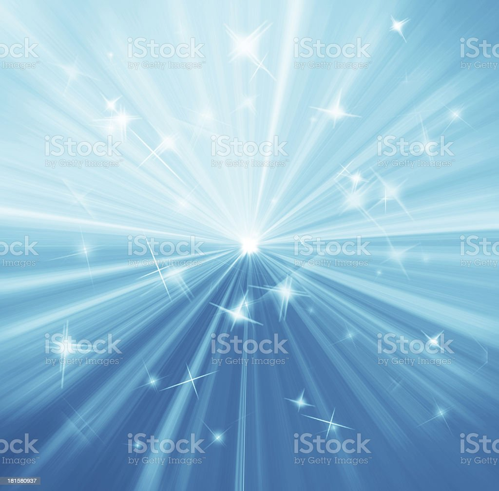 Radial abstract background royalty-free stock photo