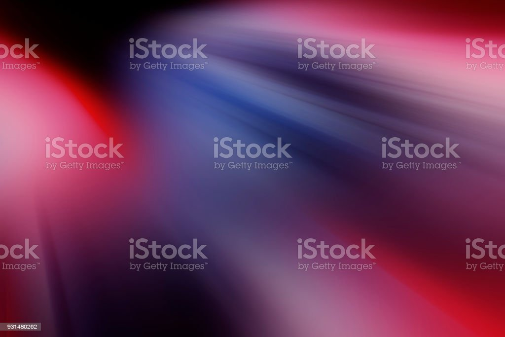 radial colored curved lines. stock photo