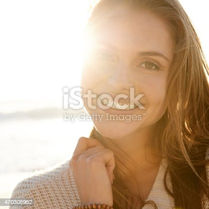 istock Radiant natural beauty 470305952