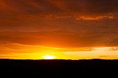 Sunrise in Radient Orange and Yellow