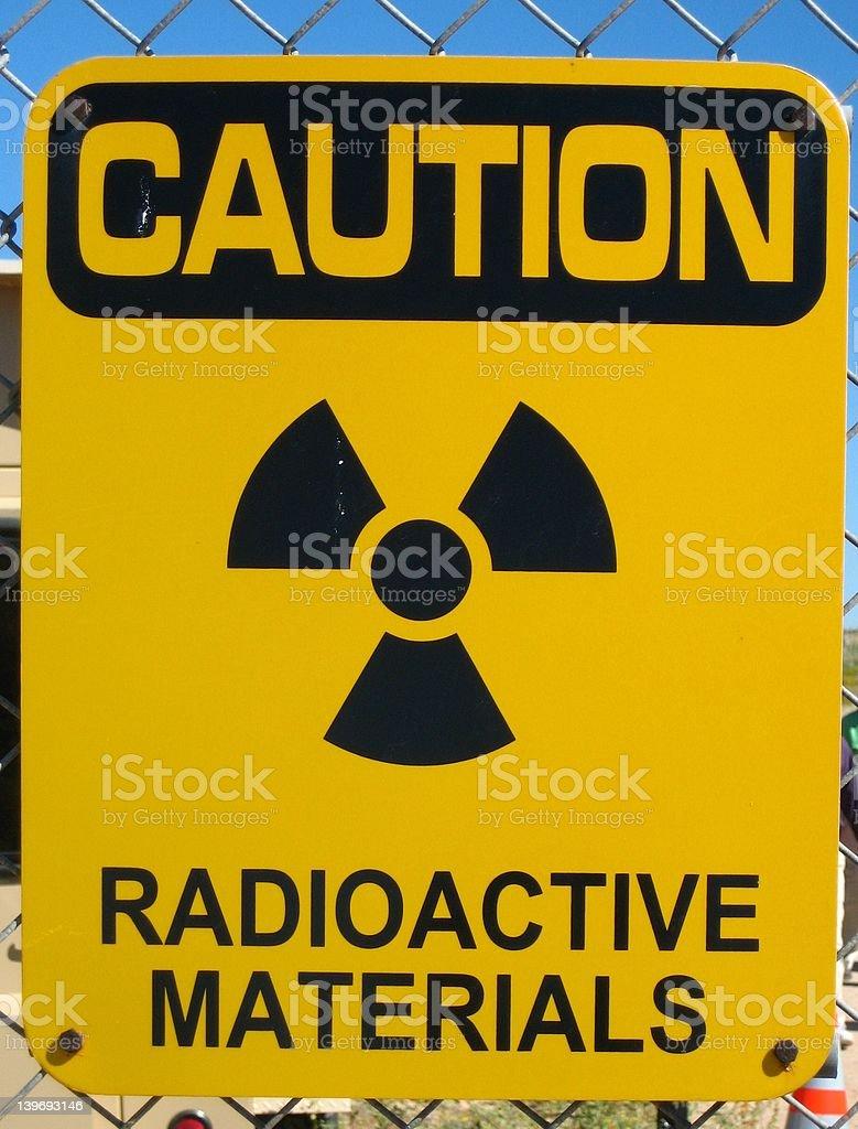 Radiation 3 royalty-free stock photo