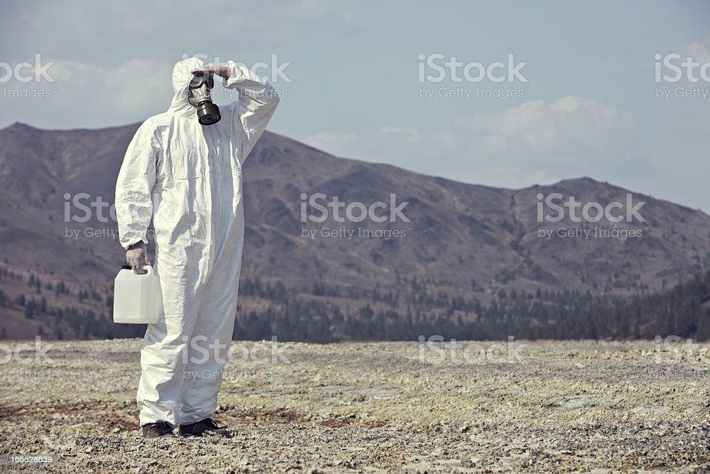 Radiation stock photo