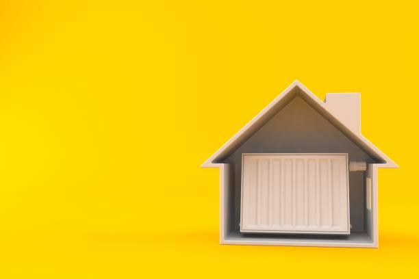 Kühler innen HausQuerschnitt – Foto