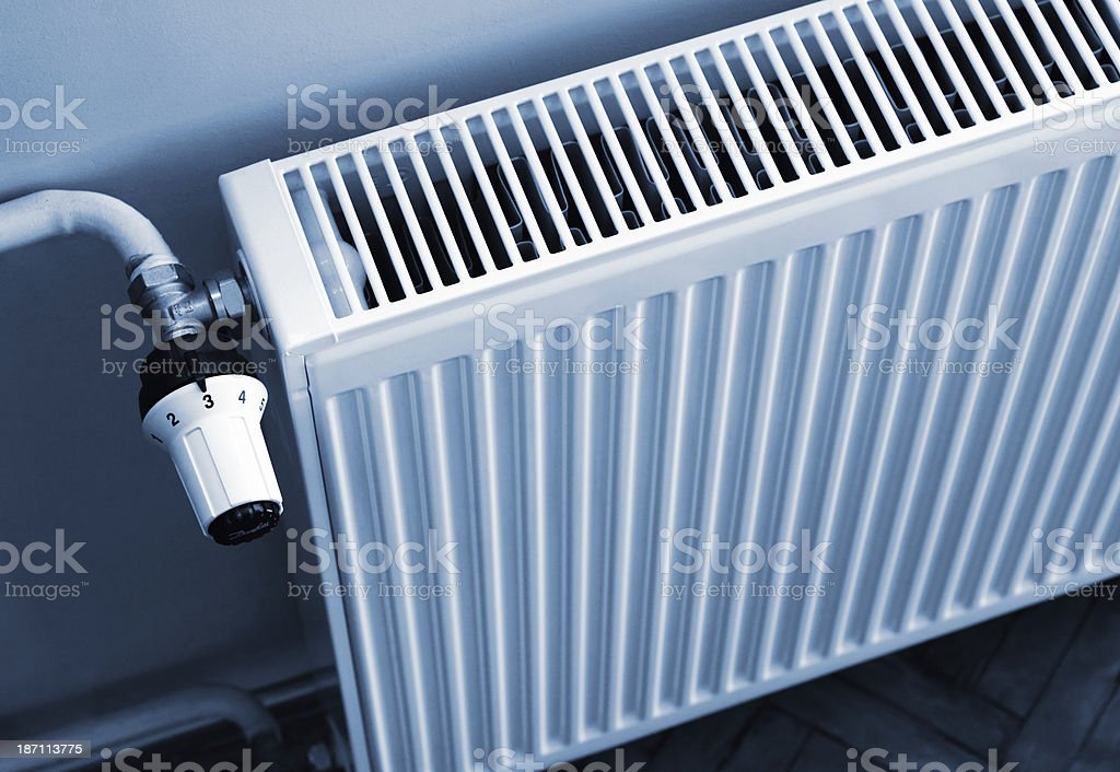 Radiator royalty-free stock photo