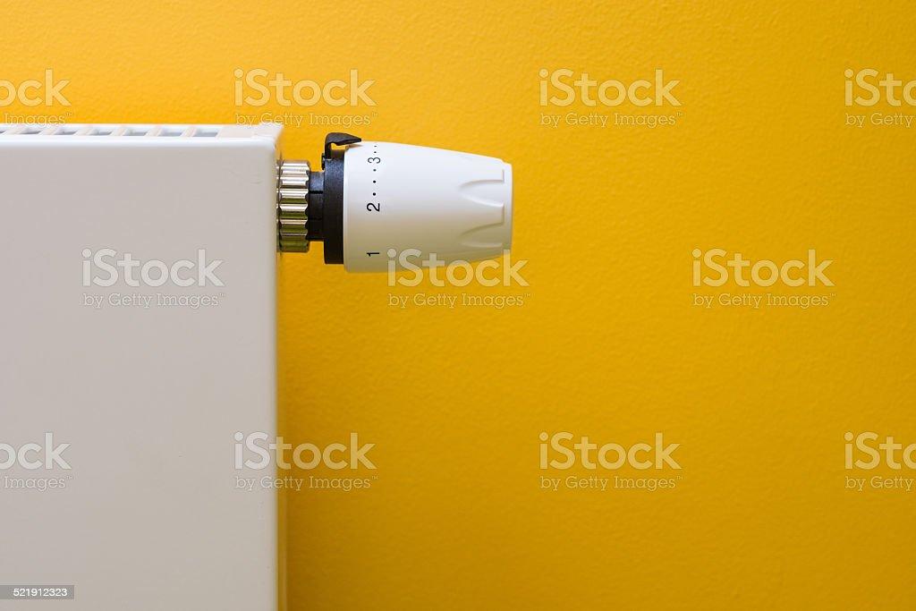 Heizkörper-thermostat set optimale – Foto