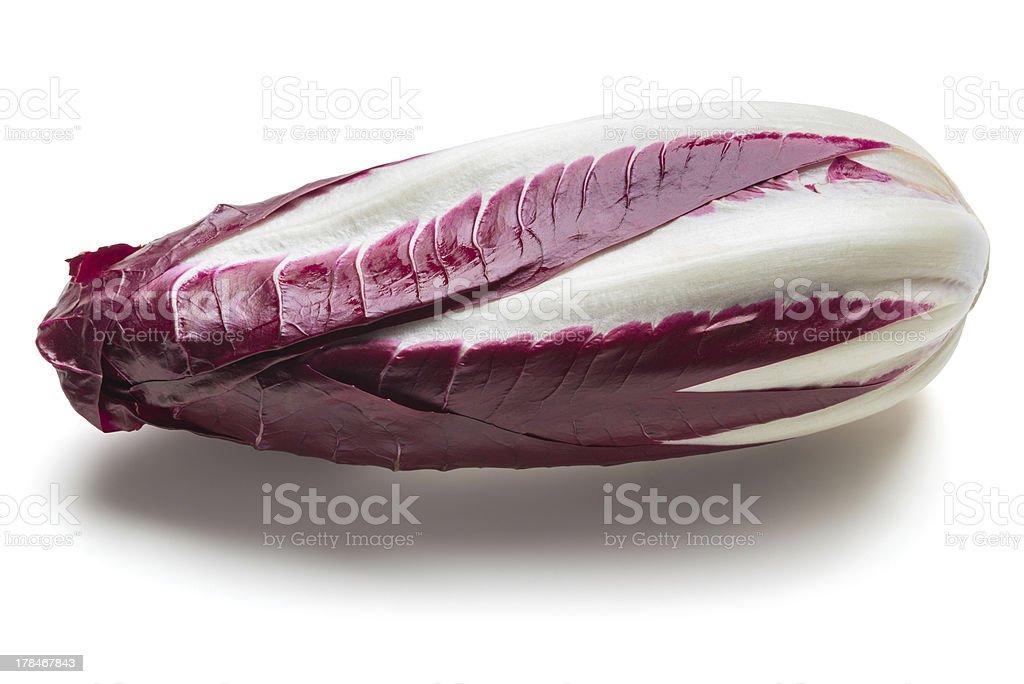 Radicchio Rosso di Verona stock photo