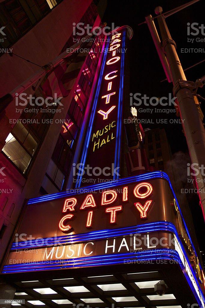 Radio City Music Hall – Foto