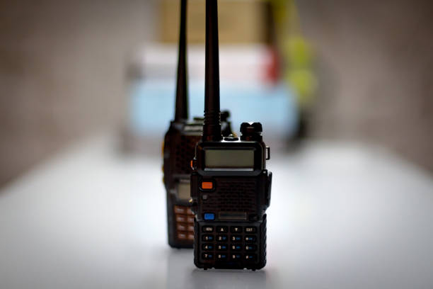 radio communication - ham radio stock photos and pictures