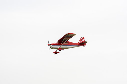 radio controlled airplane