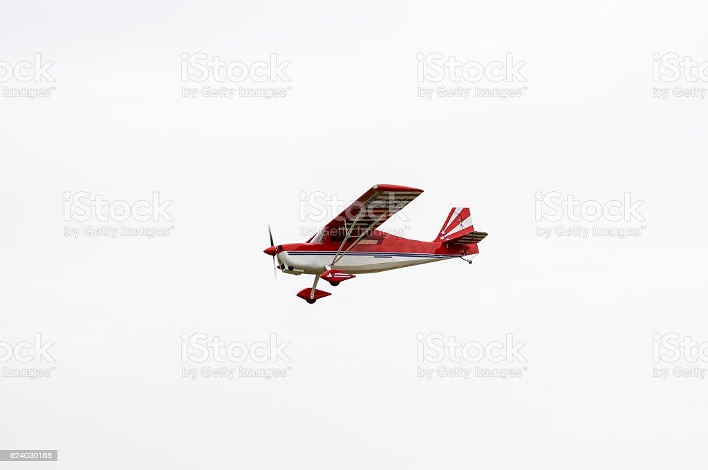 radio regulierbare Flugzeug – Foto