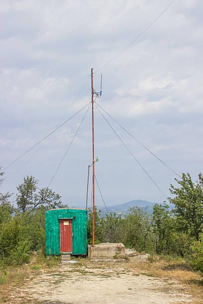 radio signal - ham radio stock photos and pictures