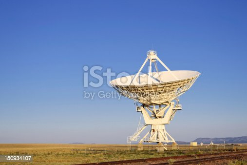 The Very Large Array in Socorro, New Mexico