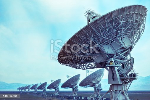 Very Large Array Radio Telescope.