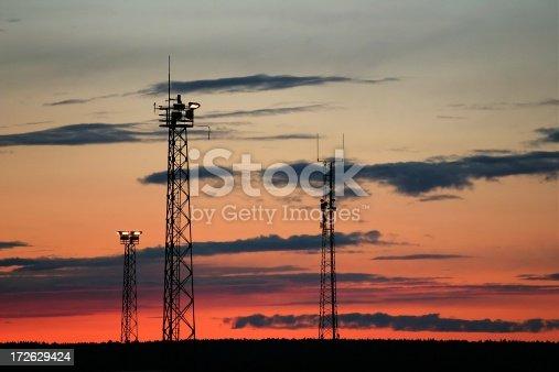 Radio / TV mast