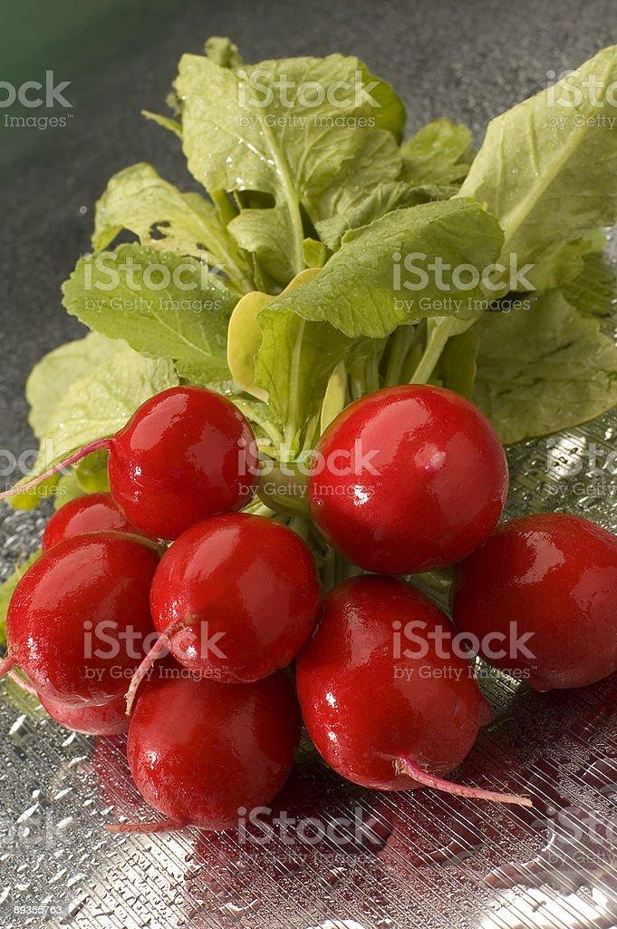 radish royalty free stockfoto