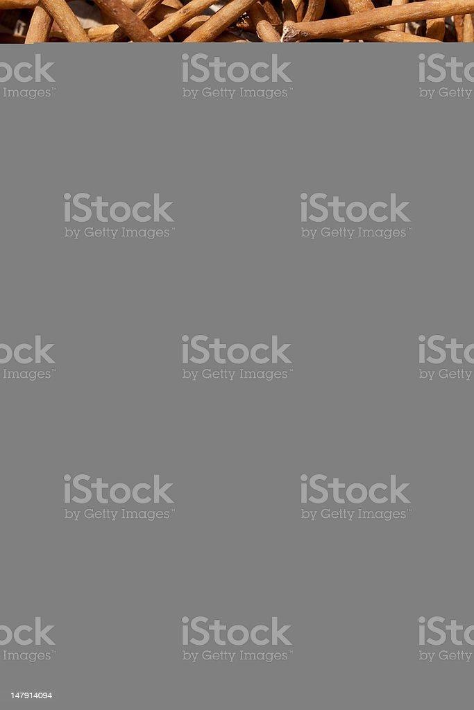 Radix royalty-free stock photo