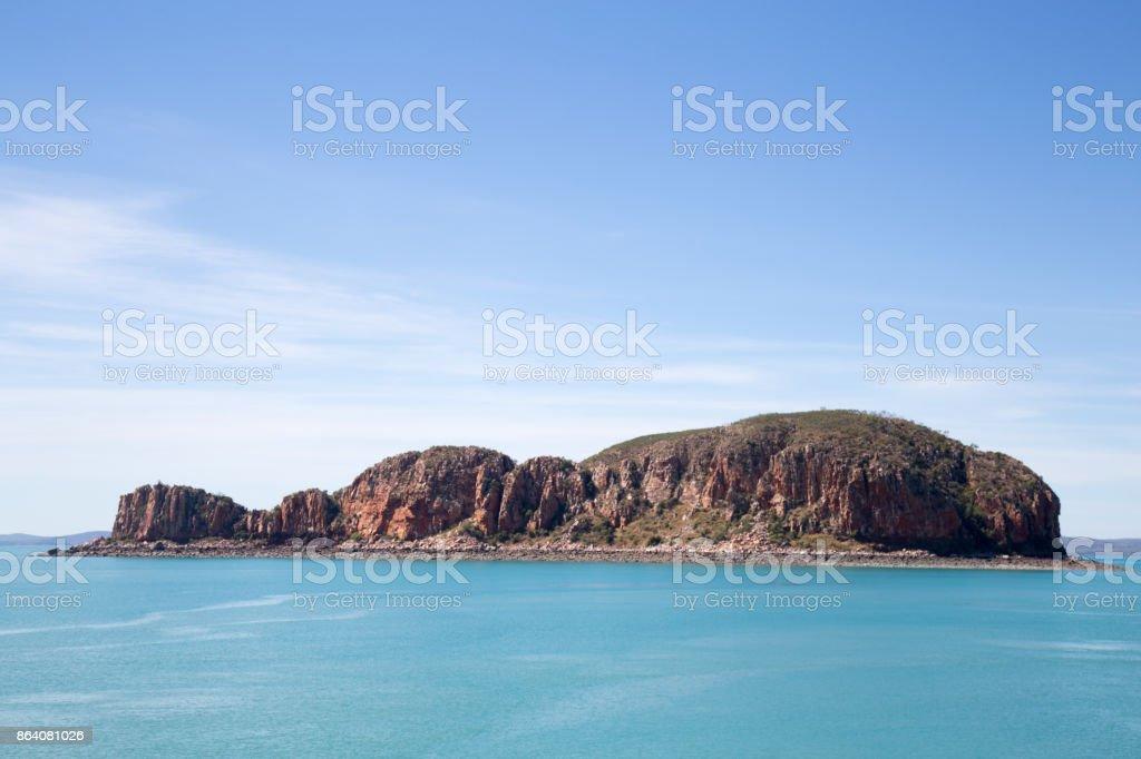 Raft bay, Kimberley, Australia royalty-free stock photo