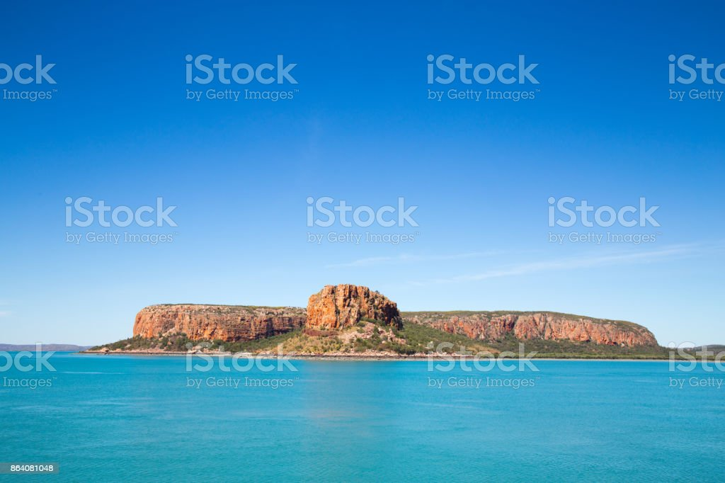 Raft Point, Kimberley, Australia royalty-free stock photo