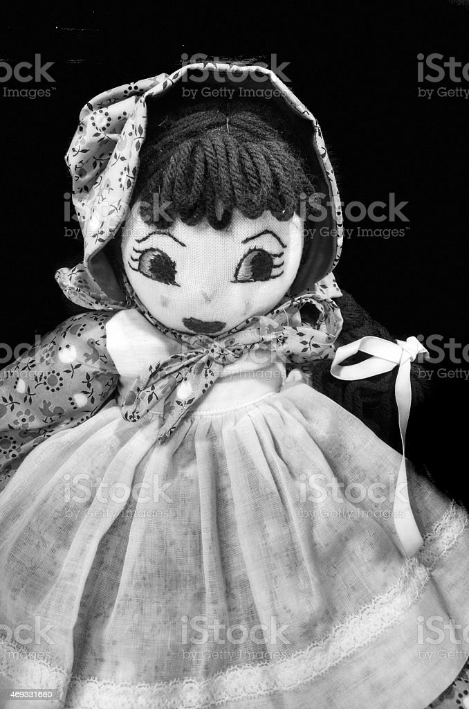 Boneca de Pano - foto de acervo