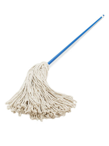 Rag Mop  mop stock pictures, royalty-free photos & images
