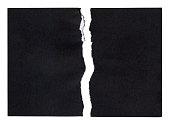 istock Ragged BlackPaper 95643100