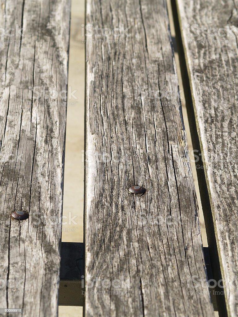 ragged wood royalty-free stock photo