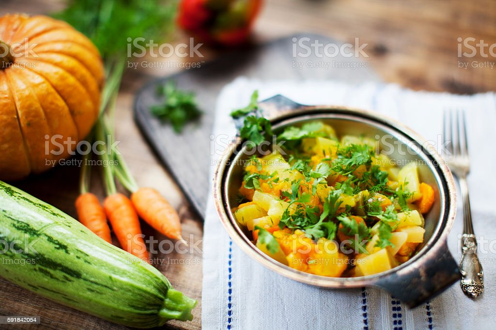 Ragout stock photo
