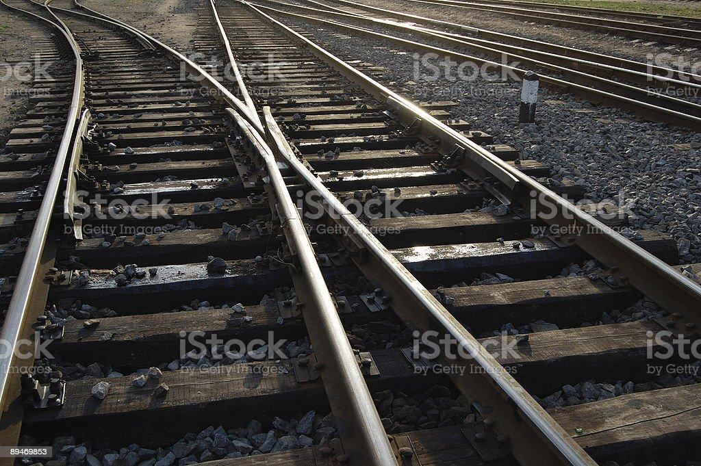 railing royalty-free stock photo