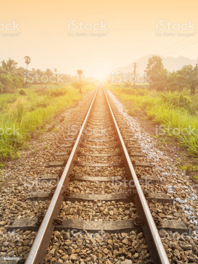 railroad – Foto
