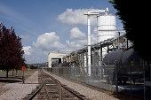 istock Railroad Spur 173929321