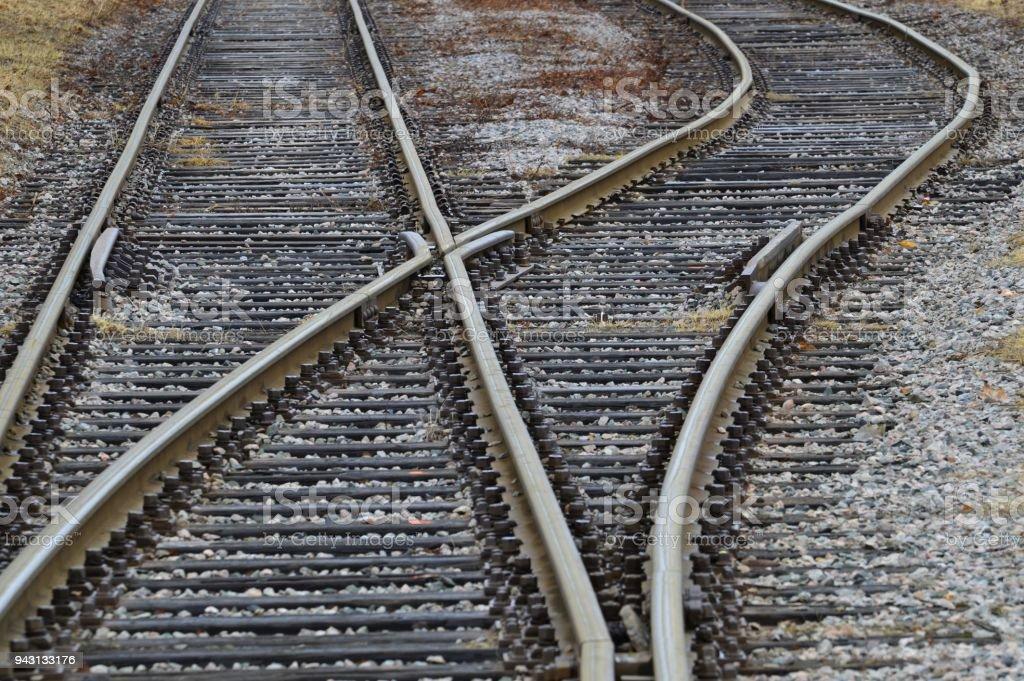 Industriell järnväg
