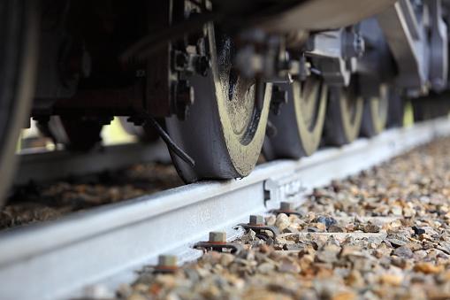 Railroad Wheels-foton och fler bilder på Del på fordon