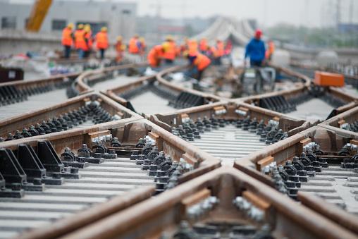 railway constraction
