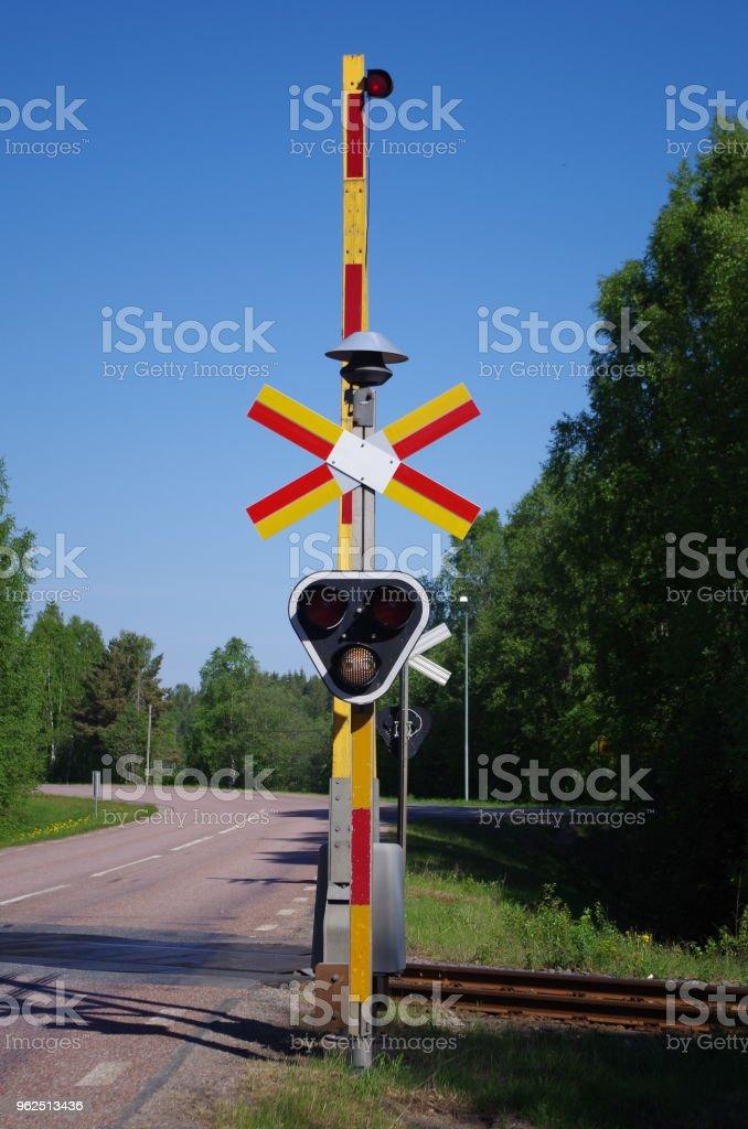Passagem de trem - Foto de stock de Carro royalty-free