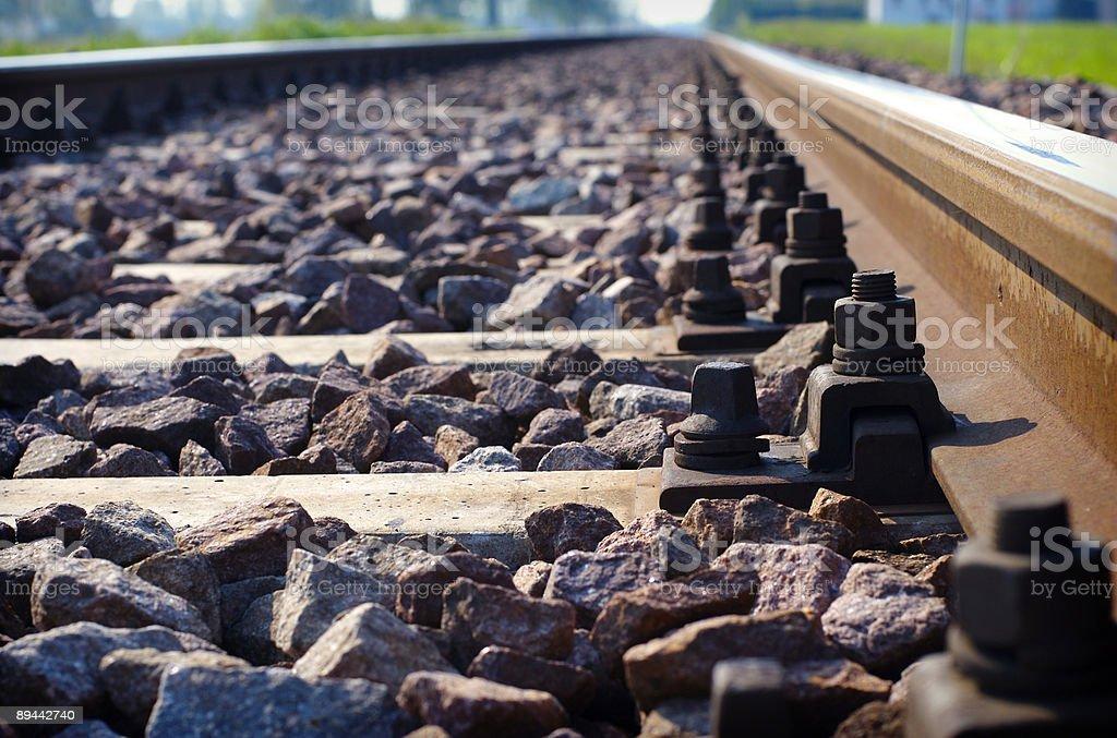 Railway detail - 3 royaltyfri bildbanksbilder