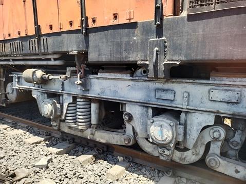 Railway engine