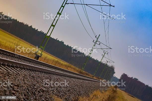 Railway Stock Photo - Download Image Now