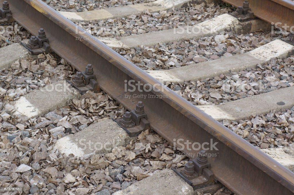 Railway photo libre de droits