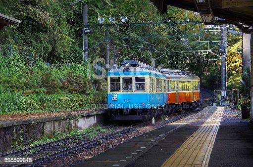 istock IZUHAKONE Railway 895599648