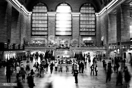 Grand Central Station,NYC.