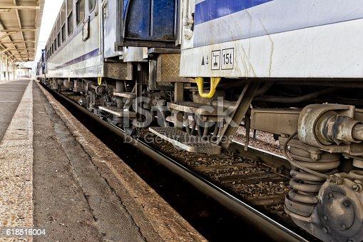 istock Railway station 618516004