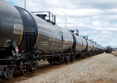 oil transportation stock photos