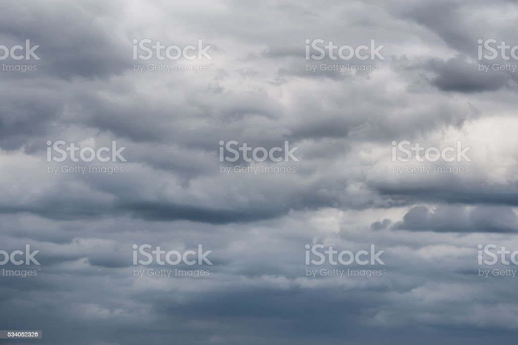 Rain Clouds After Storm Or Stratocumulus Clouds Stock Photo Download Image Now Istock