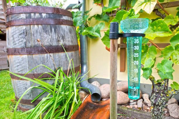 Regenmesser - 5ml – Foto