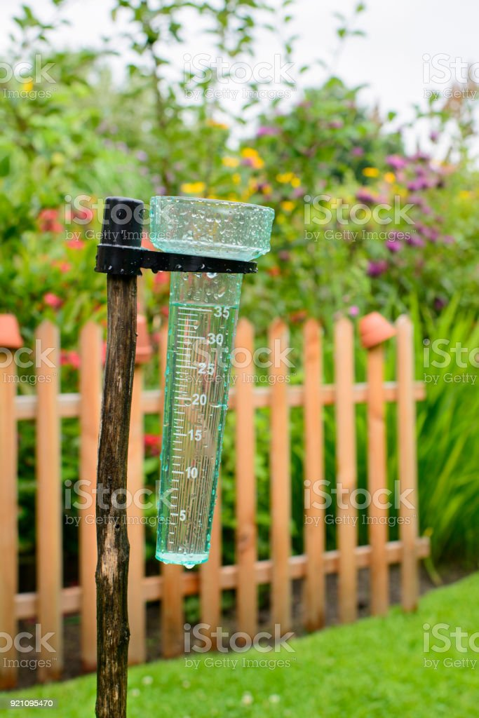 Rain Gauge - Rainfall Meter - 35ml