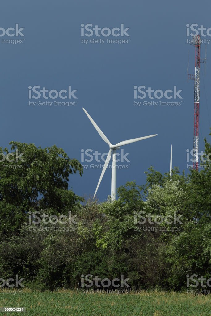 Rain Guage - Royalty-free Agriculture Stock Photo